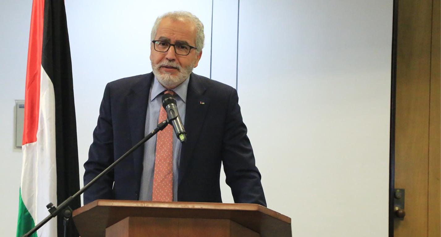 ¡Video! Entrevista al Embajador de Palestina en Colombia Raouf Almalk